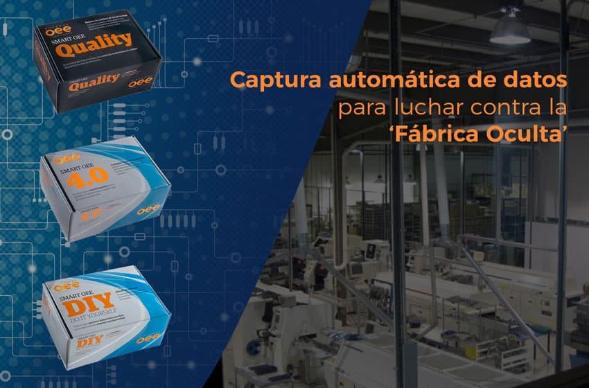 Captura automática de datos para luchar contra la 'fábrica oculta'