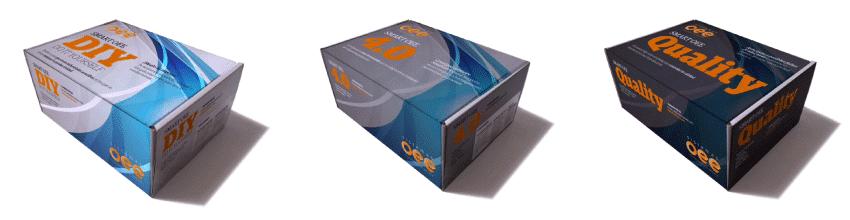 Smart OEE - Gama de producto