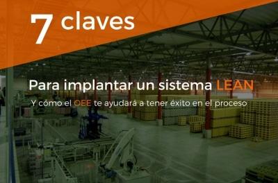 7 claves para implantar un sistema Lean Manufacturing
