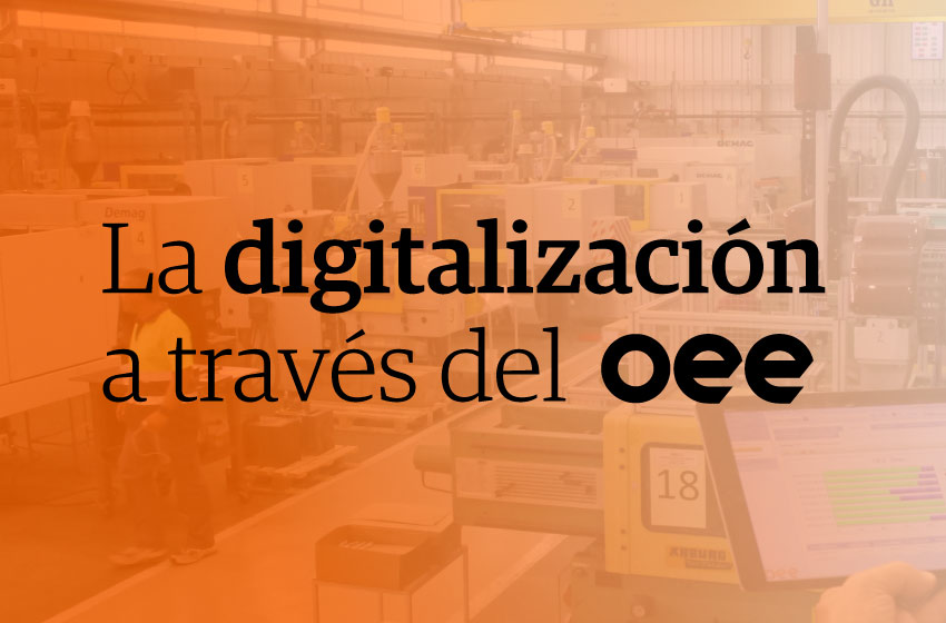 La digitalización a través del OEE