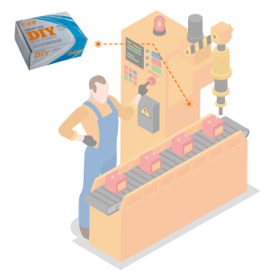 Smart OEE DIY - Máquinas individuales