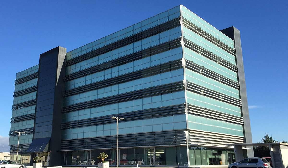 Sistemas OEE - Edificio