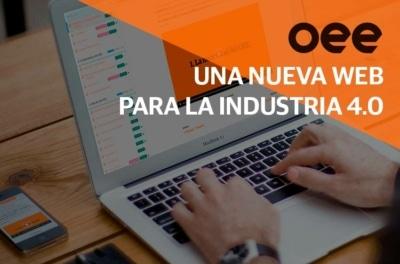 Un nueva web para la Industria 40