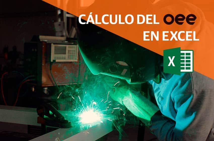 Cálculo del OEE en Excel