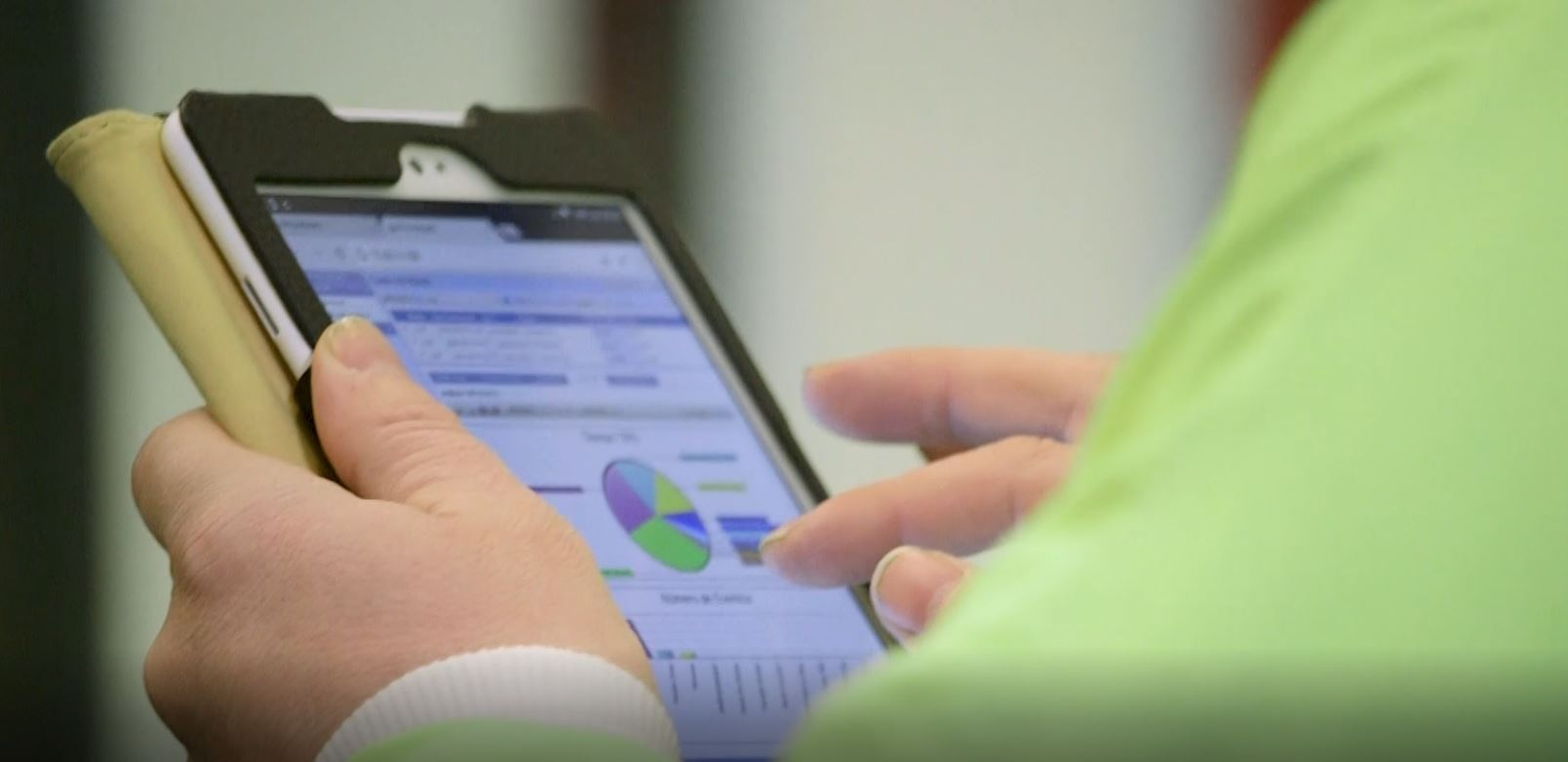 Florette monitorización OEE